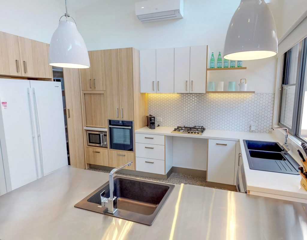 BEll Air 4 accessible kitchen