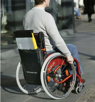 Accessible hotel
