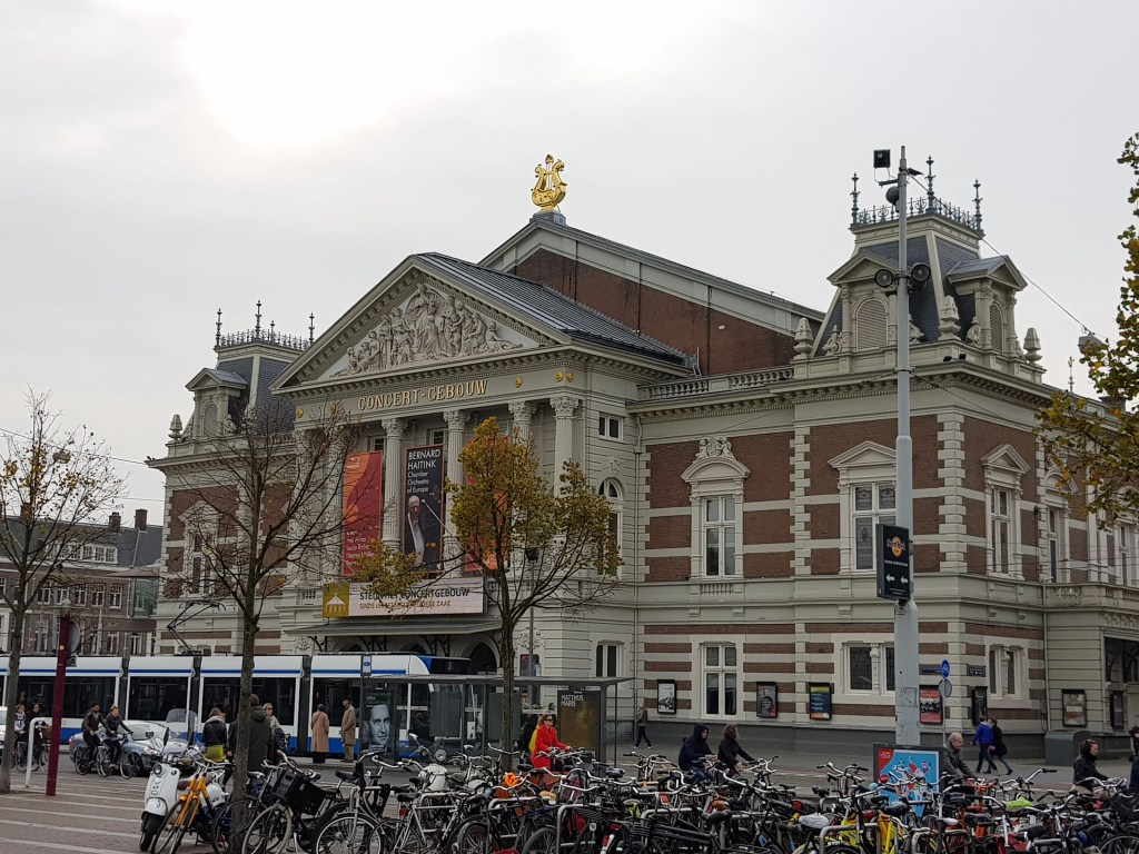 concertgebouw amsterdam netherlands