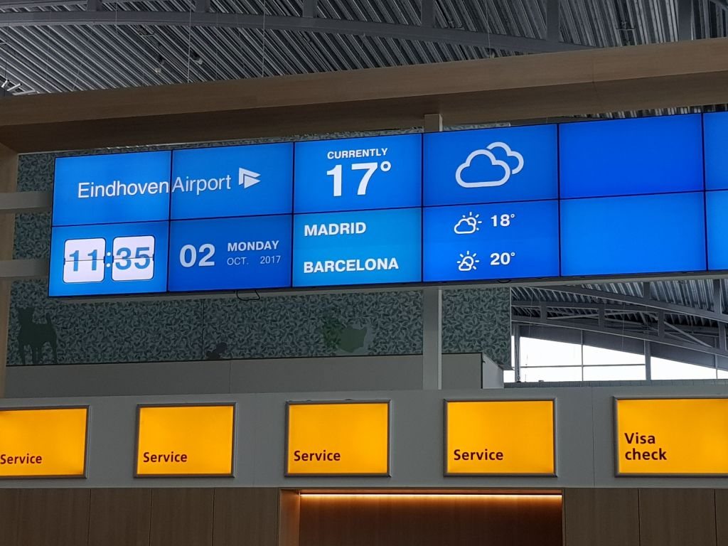 Eindhoven airport netherlands