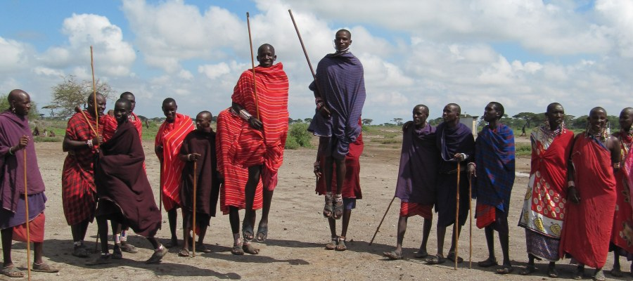 amboseli national park masai