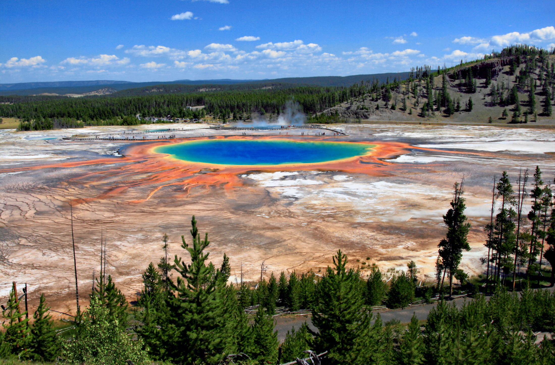 united states yellowstone