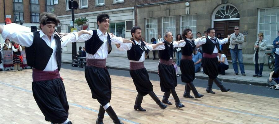 Greek dance Greece