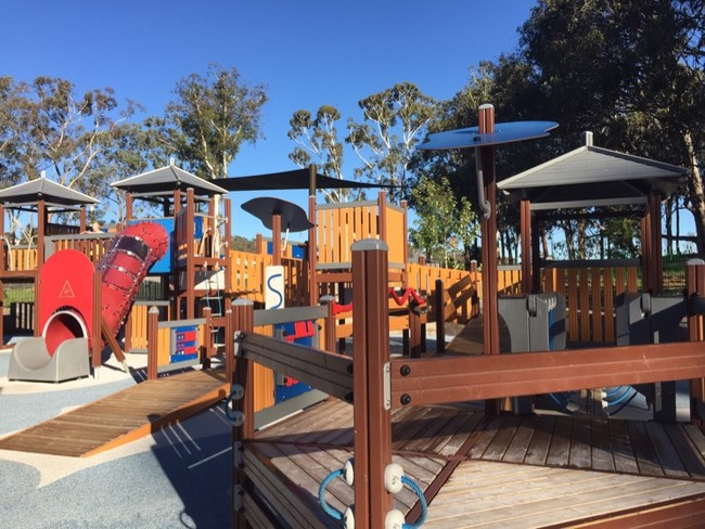 boundless Canberra Playground