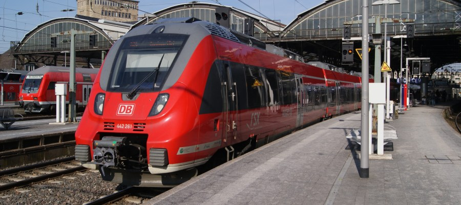 central station aachen germany