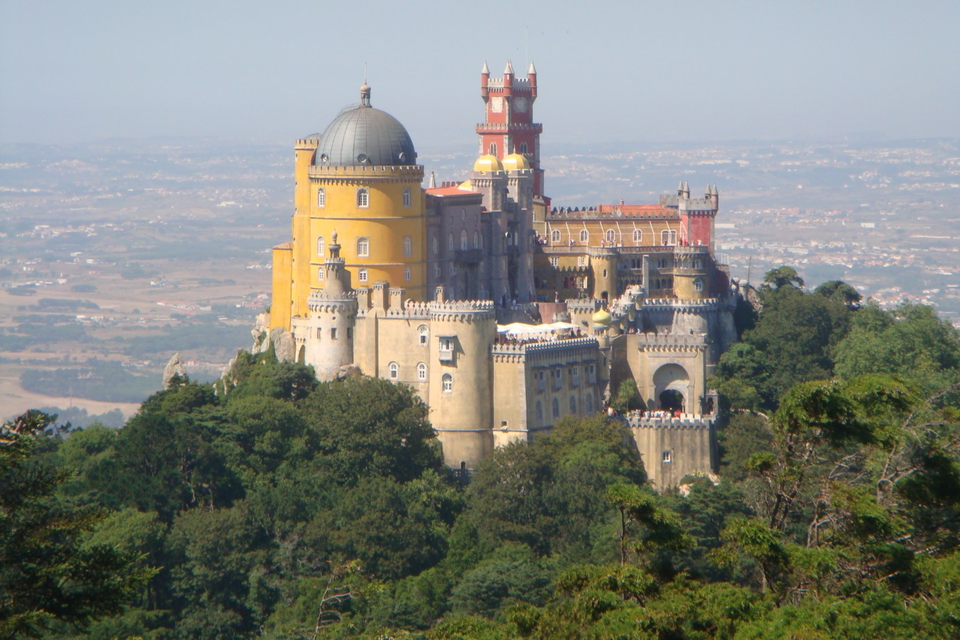 palace of pena portugal