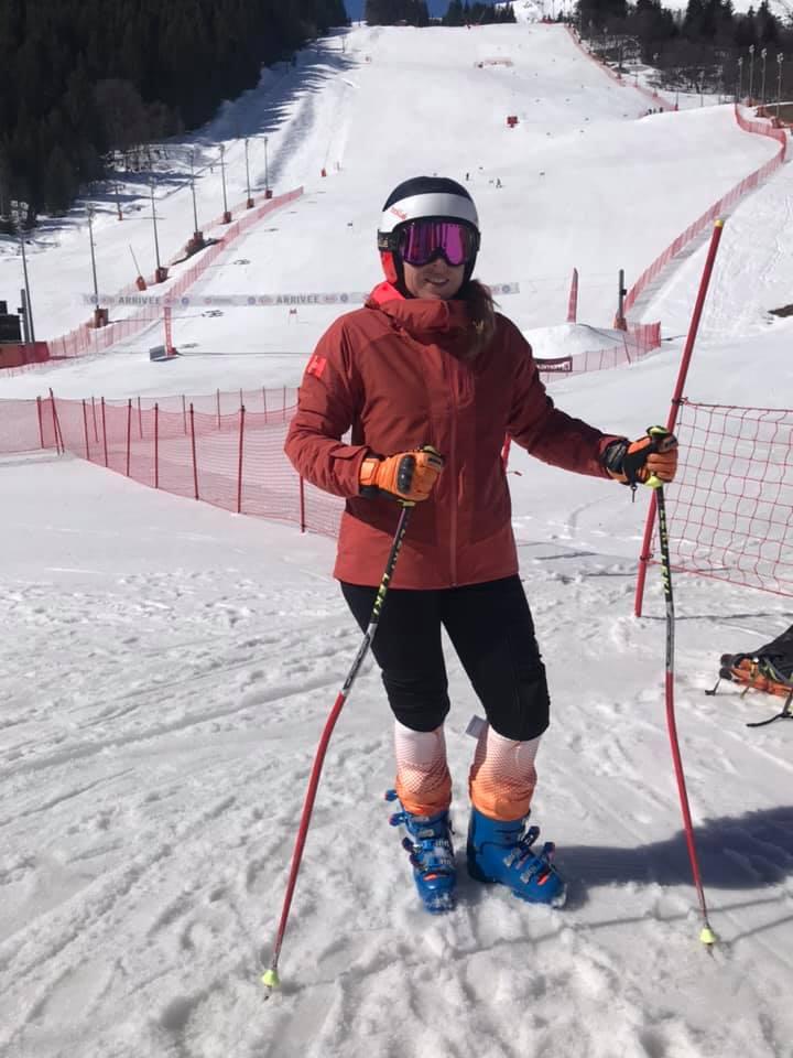 maaike ski