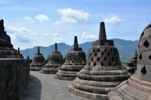 Borobudur Indonesia accessible