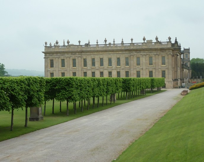 chatsworth house United Kingdom
