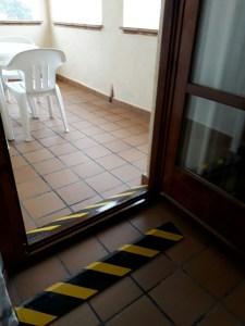 mobile threshold ramps