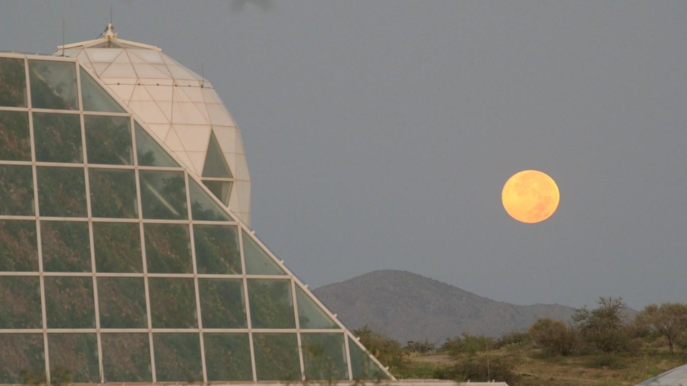 Moon of Biosphere II
