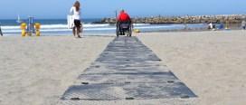 beach trax lightweight foldable pathway