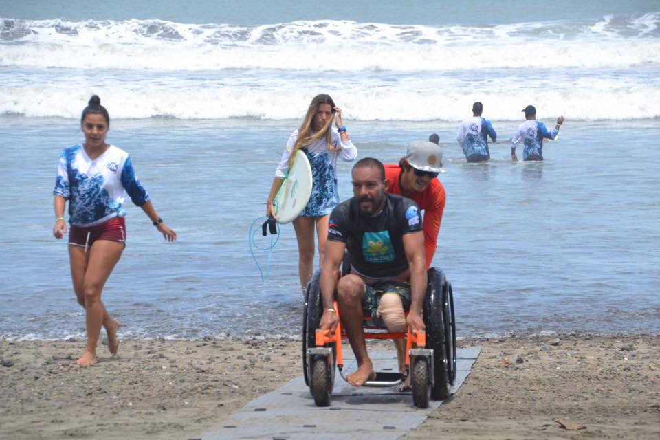 Costa Rica Adaptive Surfing Open