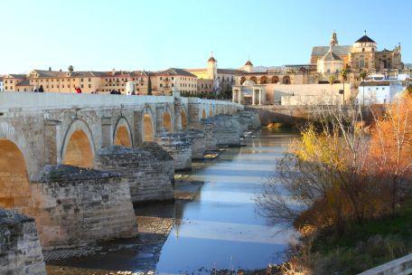 Cordoba Puente Romano Spain