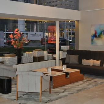 lobby Hilton