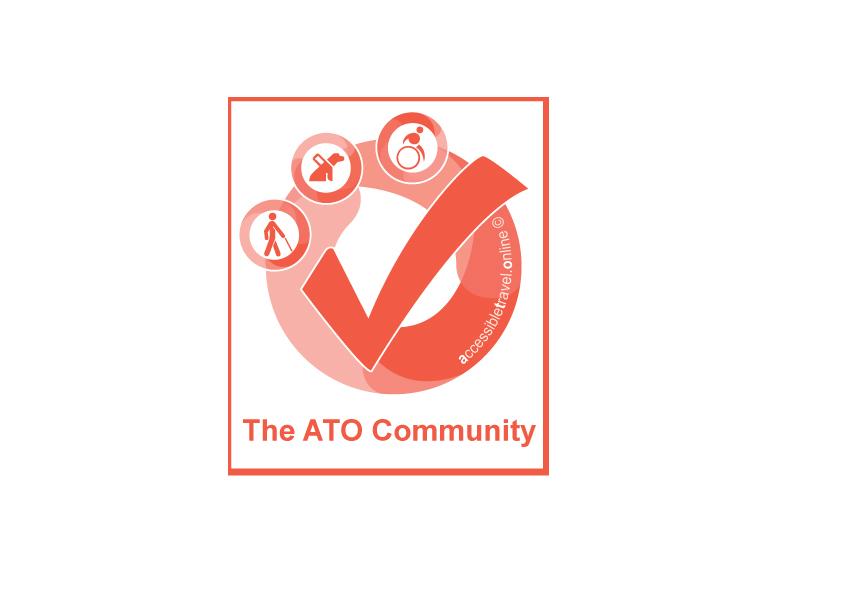 ATO logo Community