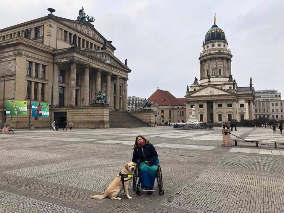 Sandra in Berlin Germany