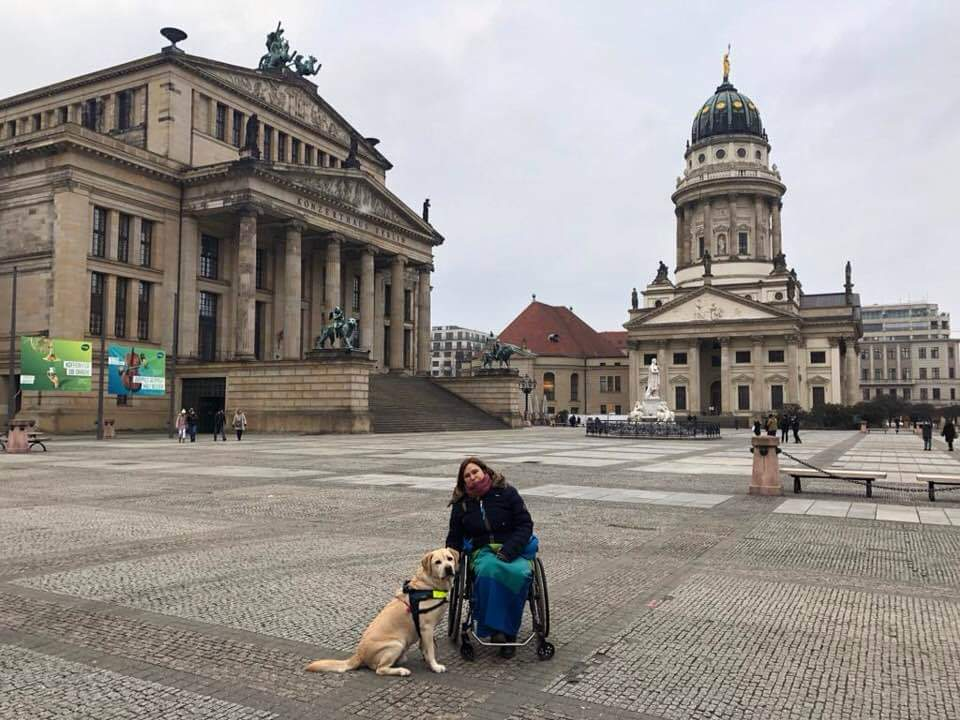 Sandra in Berlin Germany