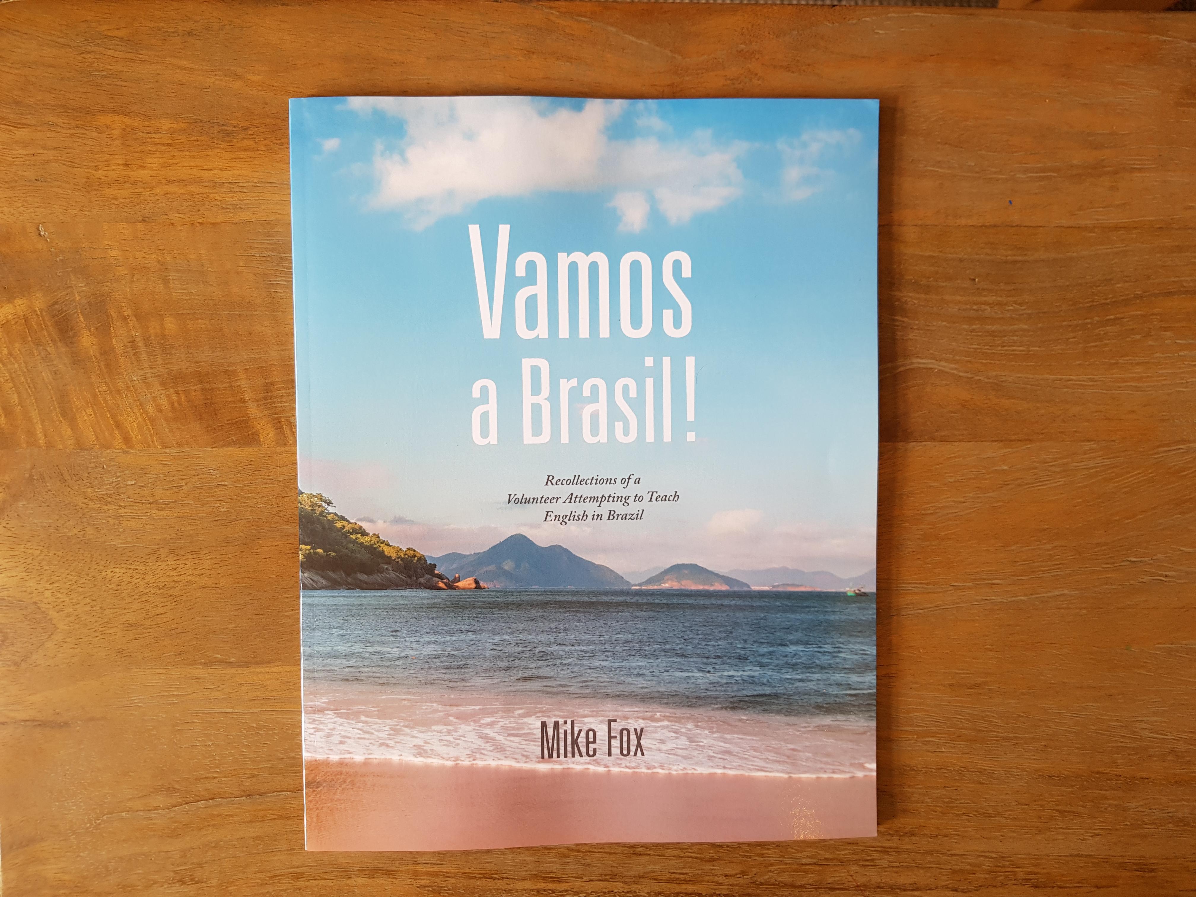 Travel book Vamos a Brasil