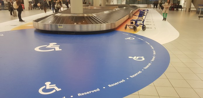 Schiphol Airport the Netherlands