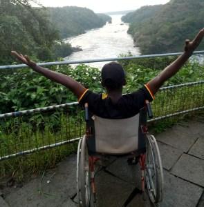 accessible safari uganda