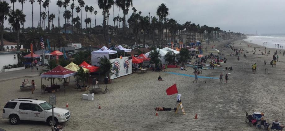 US open adaptive surfing championships