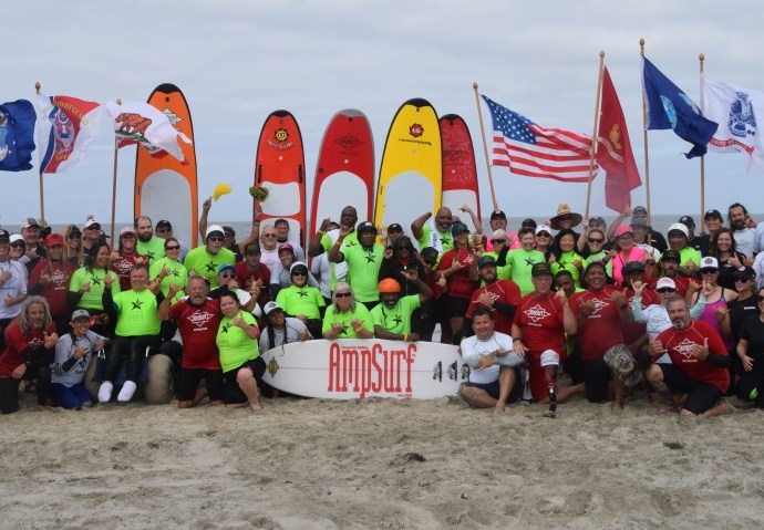 surfing event california usa