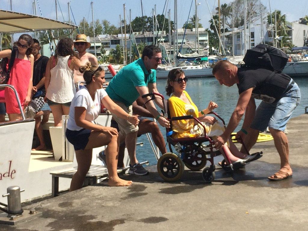 accessible tours in martinique