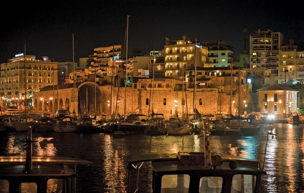 Crete Greece Heraklion
