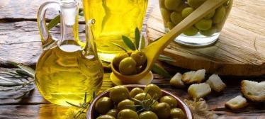 olives Crete Greece