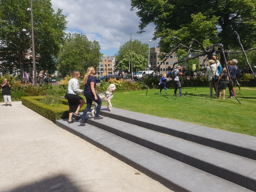 rijksmuseum amsterdam tour for the blind and visually impaired the netherlands