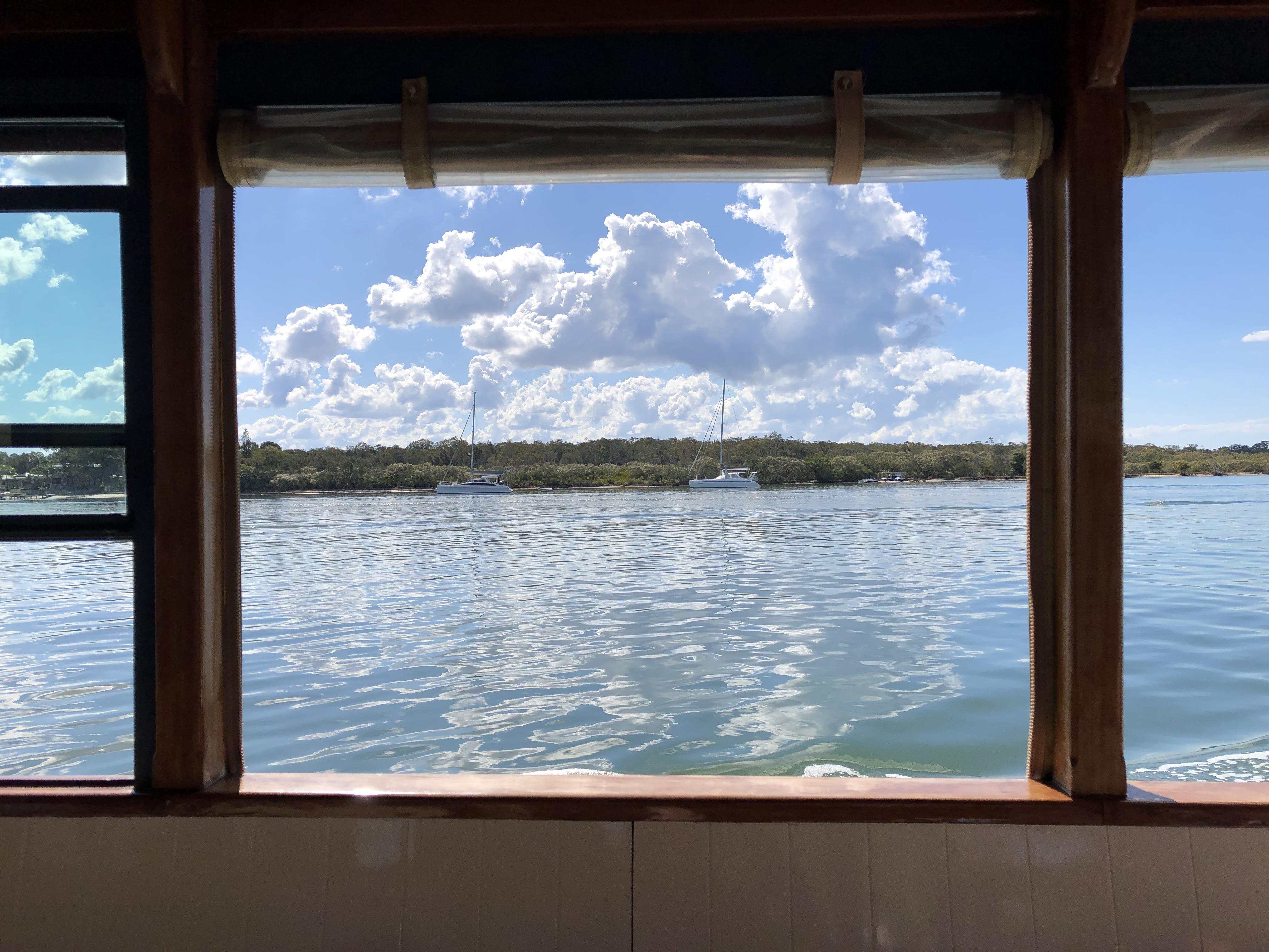 Australia boat view