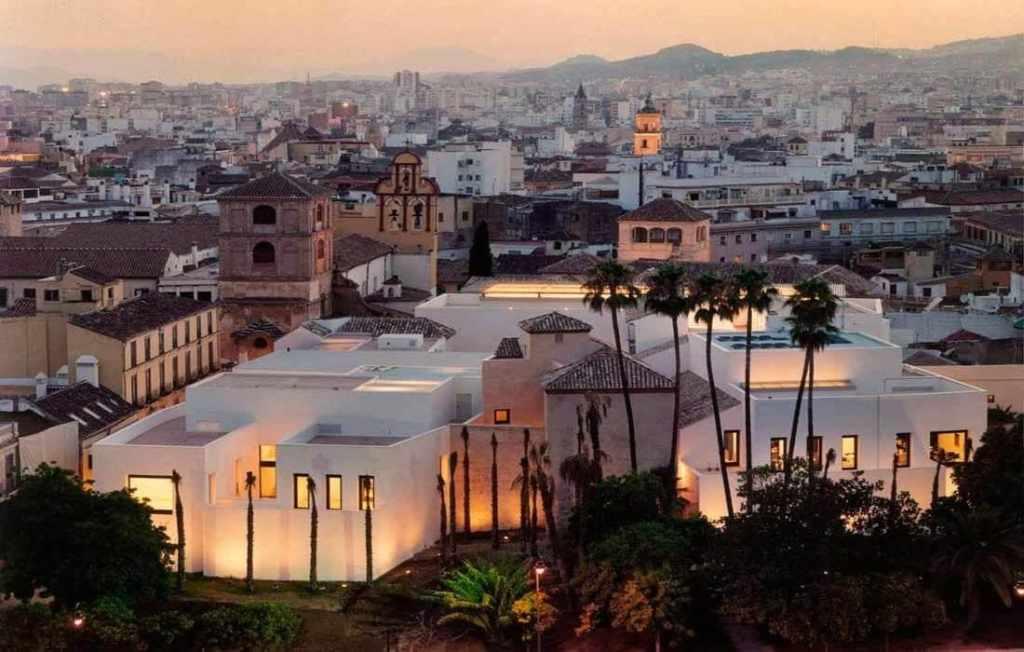 Private city tour Malaga