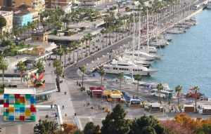 Malaga tour accessible
