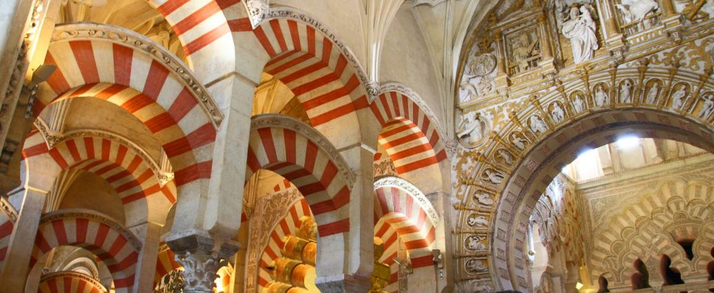 Mezquita in Cordoba Spain