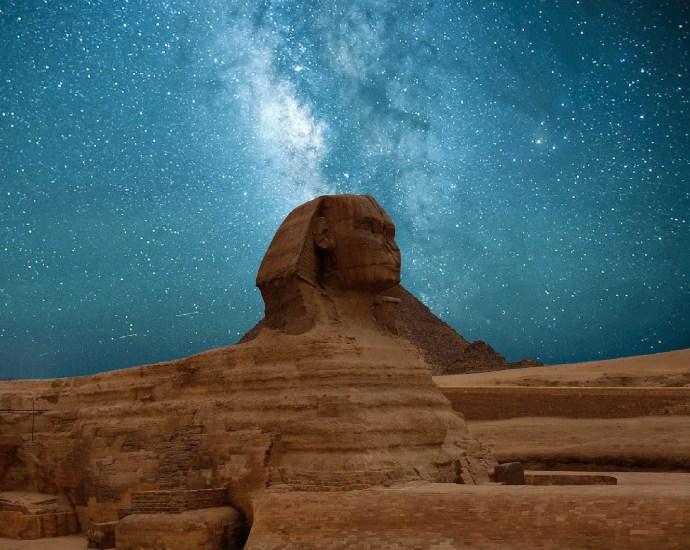 Egypt giza sphinx