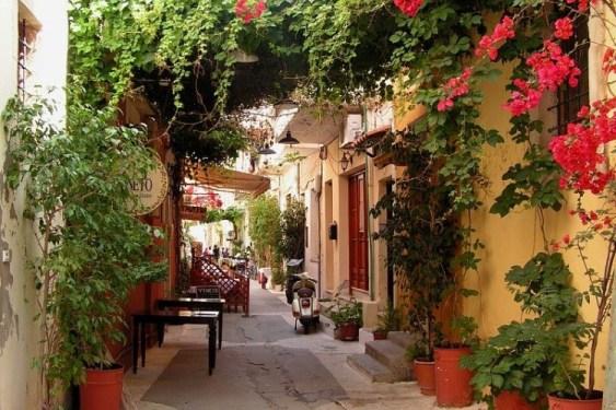 Crete tour arkadi Greece