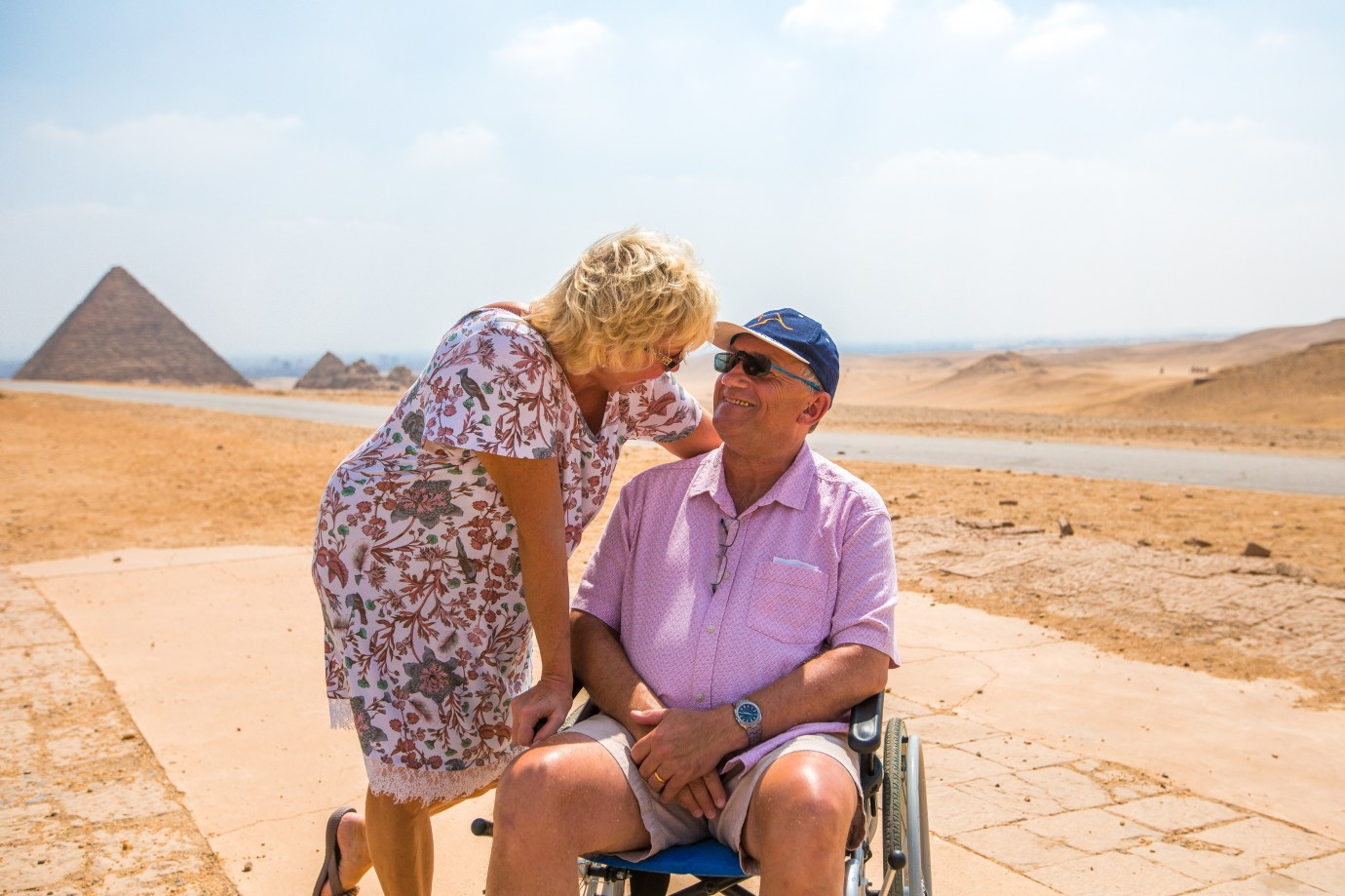 Accessible Tours - fully organized
