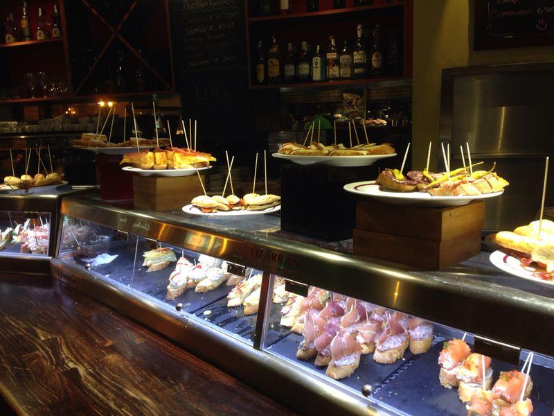 pinchos spain food tour