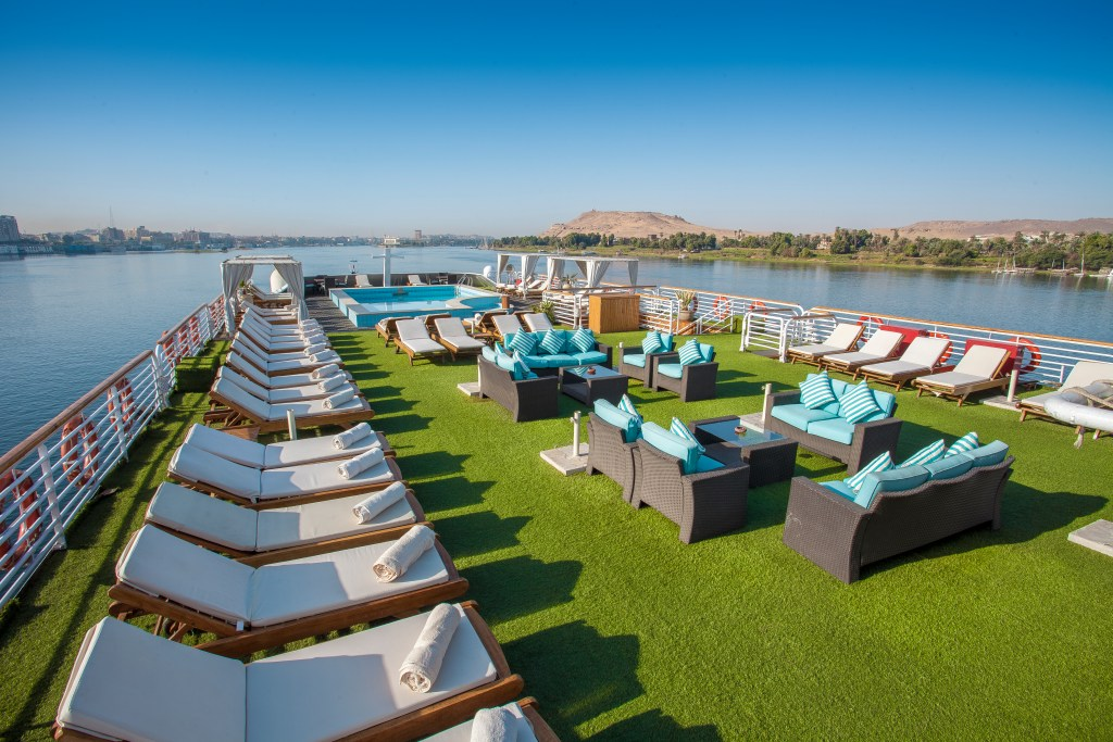 Egypt Accessible Nile cruise