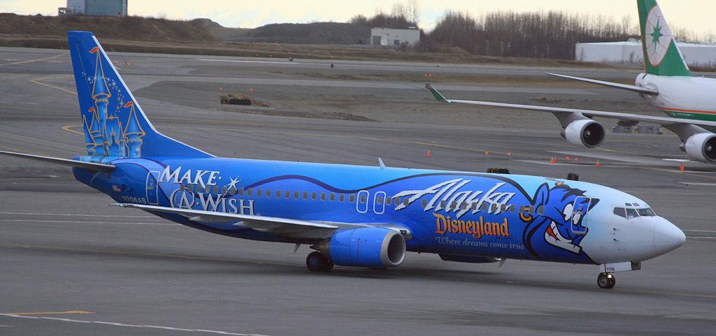 Alaska airlines USA