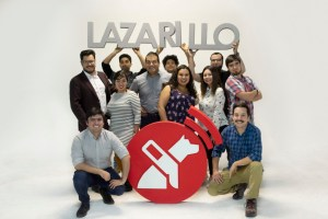 Lazarillo app in Chile