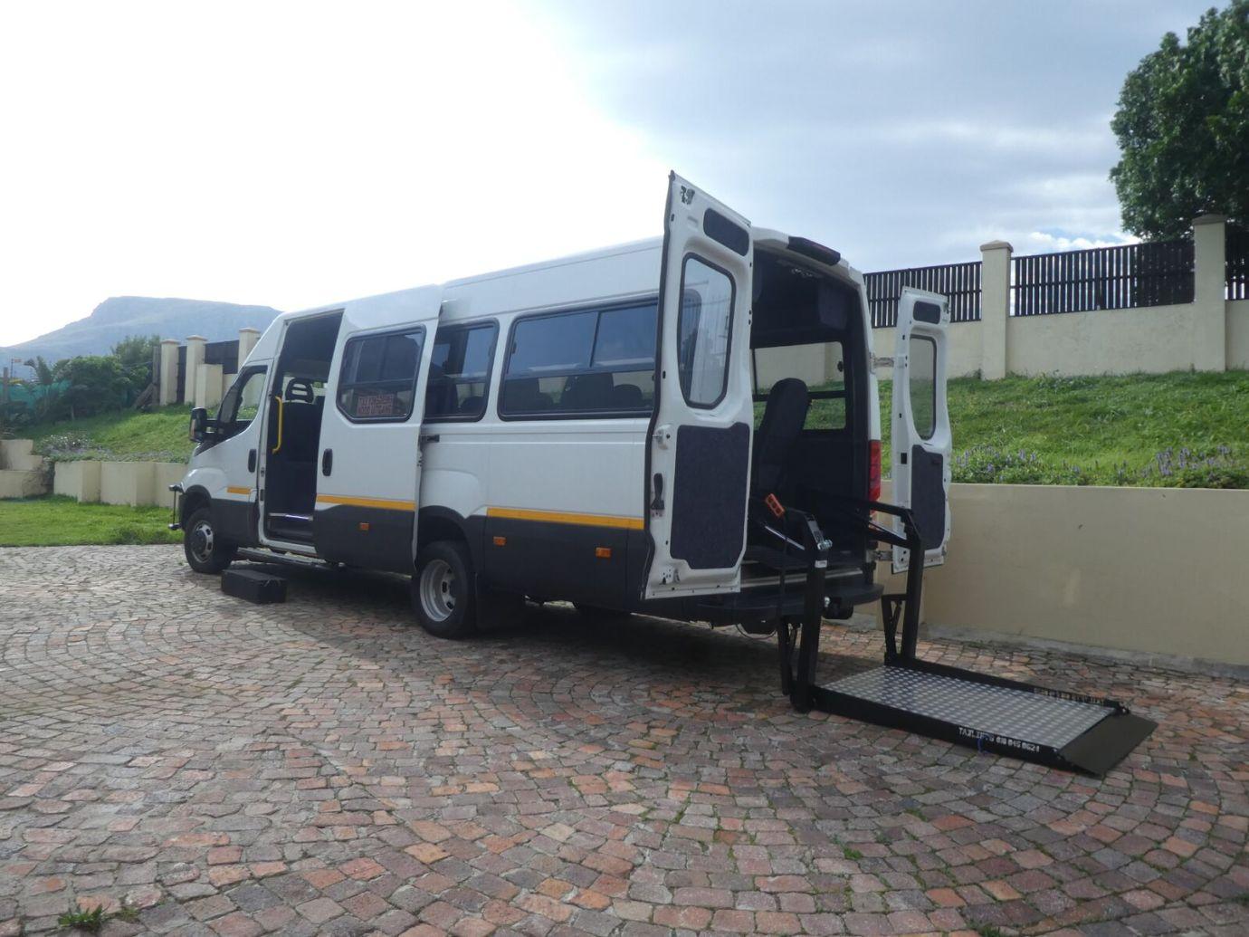 south africa van
