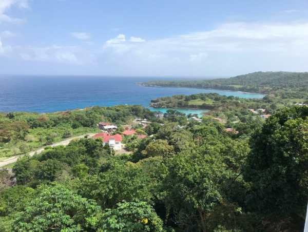 Jamaica view