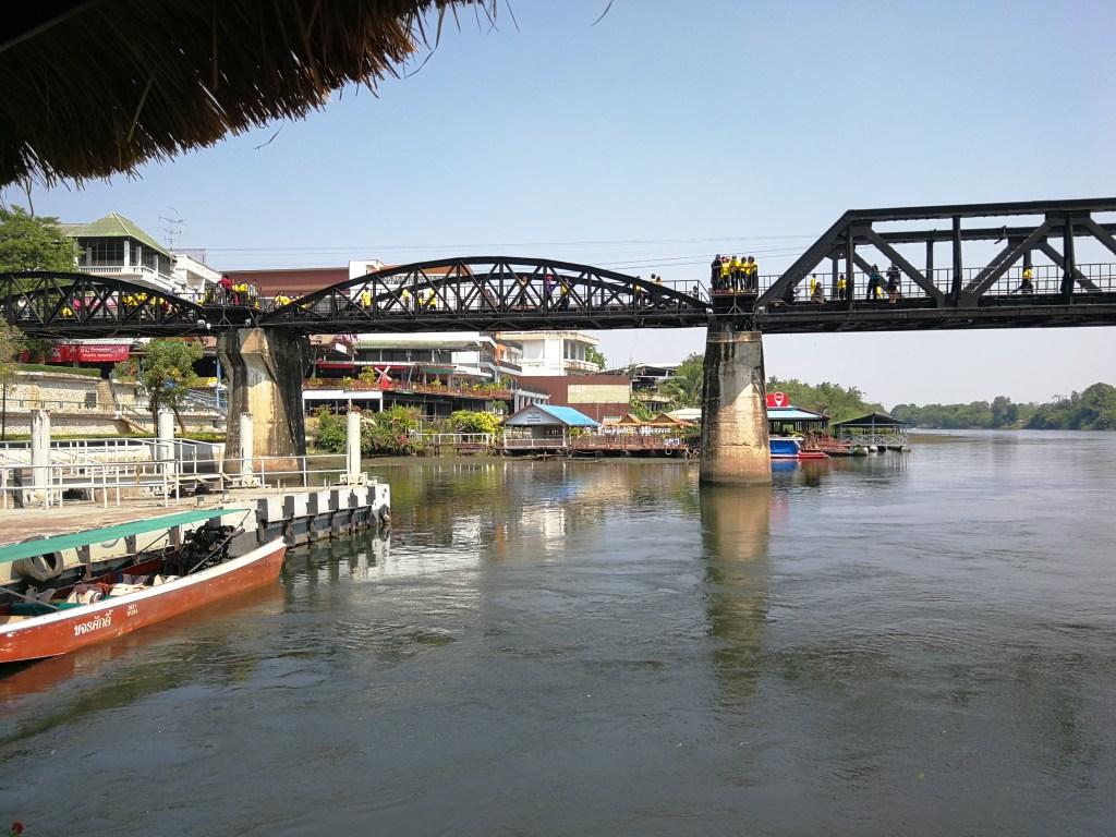 bridge river kwai thailand