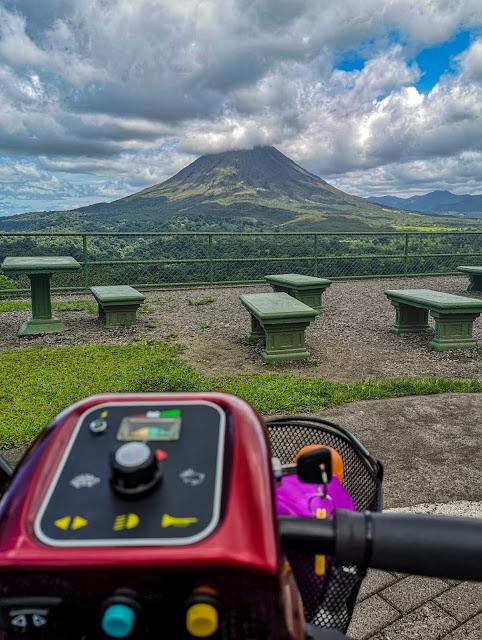 view volcano costa rica blog