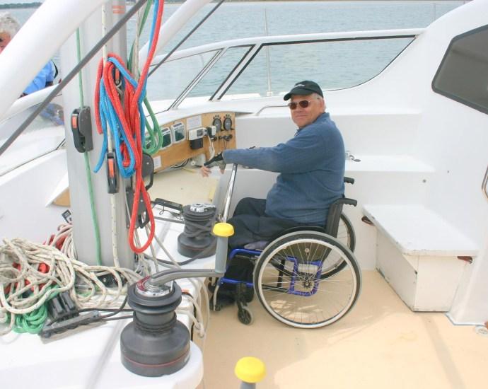 disabled sailing united kingdom