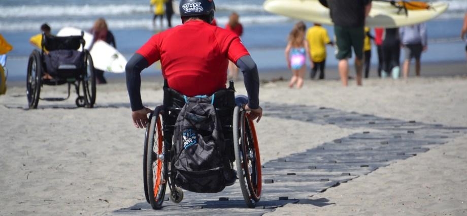 beach trax california usa