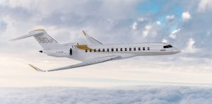 Capabilities of a Global 7500 - Access Jet Group