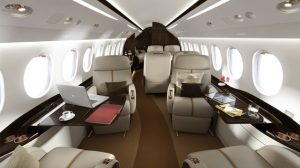 Aircraft Spotlight- Falcon 7X - Notable Features - Access Jet Group